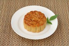 Mooncake för festival royaltyfri bild