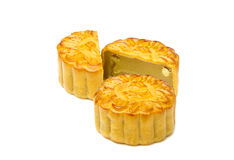 Mooncake - festival meados de do outono Fotografia de Stock Royalty Free