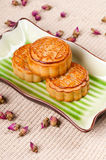 Mooncake Stock Image