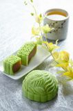 Mooncake Stock Photos