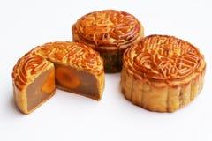 mooncake tradditional Στοκ Εικόνες