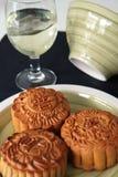 Mooncakes Stock Image