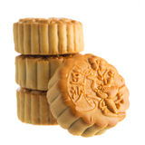 Mooncakes Stockbilder