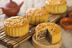 Mooncakes Zdjęcia Stock