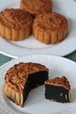 mooncakes 库存图片