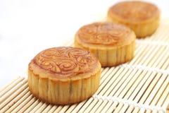 mooncakes三 免版税库存照片