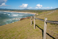 Moonee Beach, Australia Stock Photography