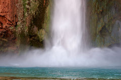 Mooney Falls Stock Photo