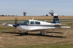 Mooney M20i pojedynczego silnika lekki samolot VH-IJD obraz royalty free