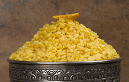 MOONG DAL Stock Photography