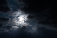 Moonlight Royalty Free Stock Photo