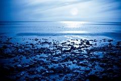 Moonlight Bay Royalty Free Stock Photo