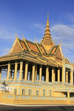 Moonlight Pavailion, Royal Palace, Phnom Penh, Cambodia Royalty Free Stock Images