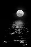 Moonlight Reflections Royalty Free Stock Photo