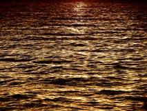 Moonlight at the sea (2) Stock Photo