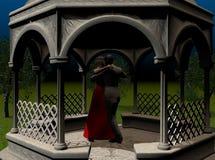 moonlinght танцы Стоковые Фото