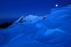 Moonrise imagem de stock
