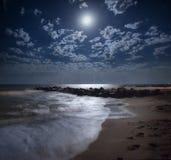 Moonrise Stock Photos