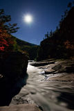 Moonscape Fotografia Stock Libera da Diritti