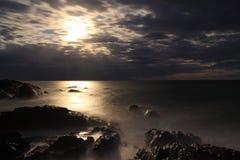moonscape стоковая фотография rf