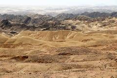 Moonscapecanion - Namibië Afrika stock foto's