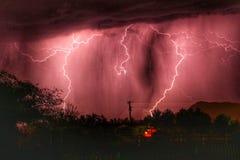 Stormy Night royalty free stock photos
