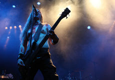 Moonsorrow at Wave Gotik Treffen Royalty Free Stock Images