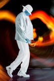 Moonwalk Stock Photography