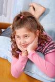 moony girl Stock Photos
