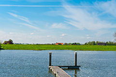 Moorage Royalty Free Stock Photography