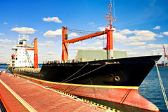 Moorage ship.