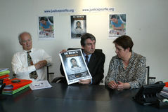 Moord van Florence Denefle in Guatemala royalty-vrije stock fotografie