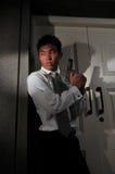Moordenaar 6 van de agent Royalty-vrije Stock Fotografie