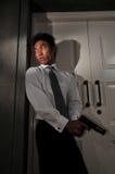 Moordenaar 8 van de agent Royalty-vrije Stock Fotografie