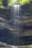 Moore Cove Falls Fotografia Stock Libera da Diritti