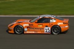 Moore g50 Nigel wyścigów tytuł zwycięstwo Obrazy Stock