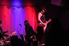 Moore (la guitare d'avance) Photographie stock libre de droits