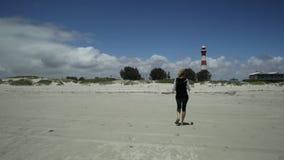 Moore latarni morskiej kobieta