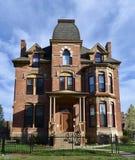 Moore Mansion imagens de stock