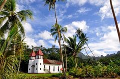 Moorea, Французская Полинезия Стоковая Фотография