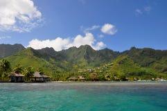Moorea, french polynesia Stock Photos