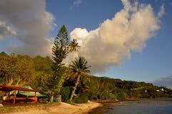 Moorea, french polynesia Stock Image