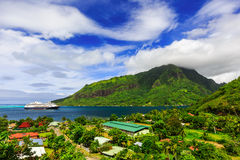Moorea, French Polynesia Stock Photos