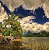 Moorea, French Polynesia royalty free stock photography