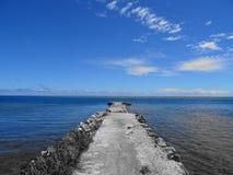 Moorea-Insel Stockbild