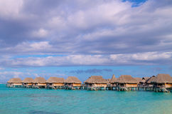 Moorea island Royalty Free Stock Photo