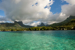 Moorea Royalty Free Stock Image