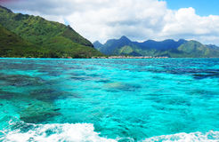 Moorea Royalty Free Stock Images