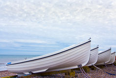 rowing boats Royalty Free Stock Photography