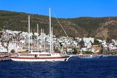 Free Moored Yachts, Bodrum, Turkey Stock Photos - 20862673